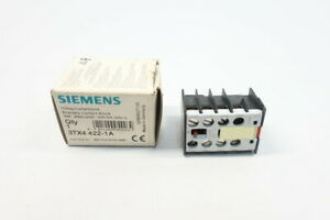 Siemens 3TX4 422-1A Auxiliary Contact