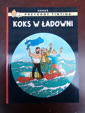Tintin - Coke en stock en POLONAIS Egmont 2015 NEUF!