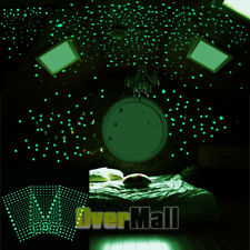 606 Dots 3D Glow In The Dark Stars Wall Sticker Wall Decal Stickers, Room decor