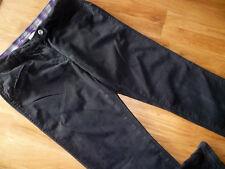 STREET ONE Damen-/Mädchen 7/8 Stretch-Hose Jeans schwarz F-Nadine Gr 38 M (176)