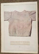 Pet Shop Boys Yesterday when 1994 press advert Full page 30 x 42 cm mini poster