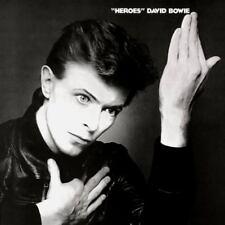 DAVID BOWIE - HEROES - REISSUE LP VINYL 2018 - 180 GRAM