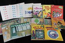 NEW SESAME STREET Books Tell A Tale STORYTIME PLAYSET Jim Henson Muppets Vtg