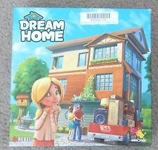 Asmodee Dream Home Game Board Game -NEW ITEM BUT MISS 3 ROOM CARDS