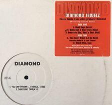 "DIAMOND JEWELZ (BEST KEPT SECRET/SALLY GOT A ONE TRACK MIND & more) 12"" 1997 VG+"