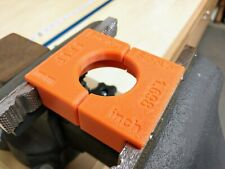 Fox X2 Air Sleeve Vise Clamp Soft Jaw Vise Block With Magnets