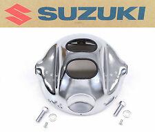 New Genuine Suzuki Head Light Housing w/ Hardware 1973-1977 RE5 GT550 GT750 #G69