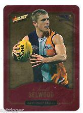 2014 Select Champions Gold (206) Scott SELWOOD West Coast