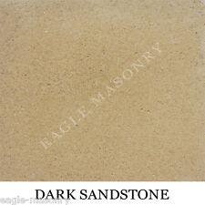 Concrete Pavers : DARK SANDSTONE 500x500x45
