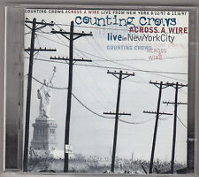 COUNTING CROWS - across a wire live in new york CD