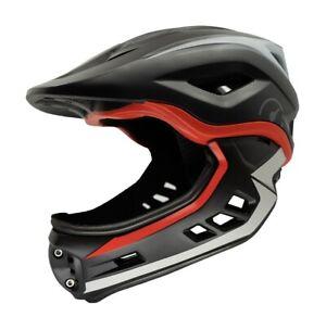 Revvi Super Lightweight Helmet 250g - 395g Adjustable 48cm - 53cm EN1078 Black
