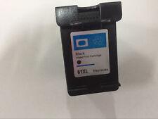 1Black ink for HP 61XL Printer J110a J210a J310a J410a 1000 1050 2000 2050 3050