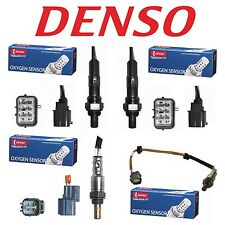 MDX Accord Pilot Front Before & Rear After Catalyst O2 Oxygen Sensors KIT Denso