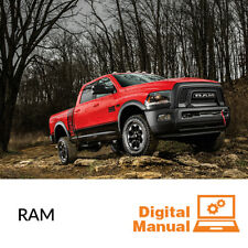 RAM Truck - Service and Repair Manual 30 Day Online Access