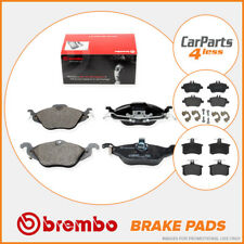 Brembo P10011 Pad Set Front Brake Pads Teves ATE System Vauxhall Vectra Signum