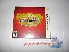 New * Theatrhythm Final Fantasy: Curtain Call Limited Edition w/ CD Nintendo 3DS