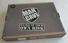 Man Cave Light up Sign Enter at own Risk