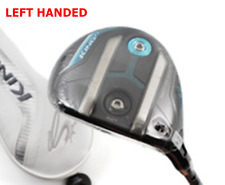 COBRA F7 FAIRWAY WOOD 5-6  LADIES LEFT HAND BLACK GRAPHITE - NEW