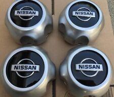 "Set 4 X 2000-2004 16"" Wheel Center Hub Caps Cover for Nissan Xterra Frontier New"
