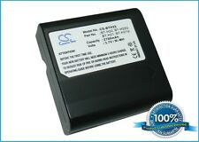 3.6V battery for Sharp VL-AH130U, VL-A10E, VL-SW50E, VL-H850U, VL-AD260U, VL-AH5