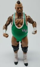 "WWE Wrestling Tyrus The Funkasaurus 7"" Green Action Figure 2011 Mattel"