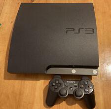 Sony Playstation 3 Slim 120 Gb Usata Funzionante Con Controller  Cavi Cech-2004a