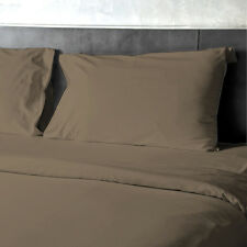 LUXURY SOFT 1800 HIGH THREAD COUNT EGYPTIAN COTTON FEEL SHEETS SET DEEP POCKETS