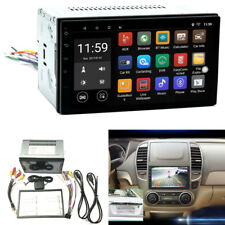 "2DIN 7"" 3D Car GPS Sat Nav Stereo Touch Player Wifi CAN Andriod 6.0 AM/FM Radio"