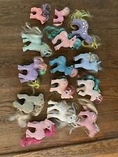 Vintage G1 My Little Pony Lot-hasbro- READ