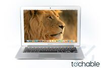 "Apple MacBook Air 13"" Core 1.7 - 3.3 Turbo i7 i7-4650U 8GB RAM 256GB SSD *READ*"