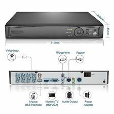 HD-TVI 8 ch channel DVR 1080p Hikvision OEM HD-TVI , HD-AHD Hybrid TVI/Analog/IP