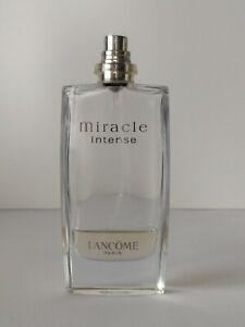 Miracle Intense de Lancôme de 2003 fonds du flacon 8 ml environ
