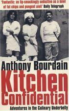 Kitchen Confidential,Anthony Bourdain- 9780747554257