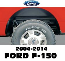 Rugged Liner Rear Wheel Well Inner Liners For 04-14 Ford F150 All Bed Length