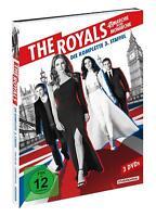 The Royals - Season 3 TV Series -Elizabeth Hurley, Alexandra Park PAL NEW R2 DVD