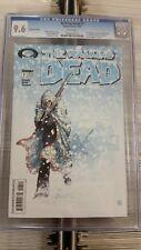 The Walking Dead #7 CGC 9.6 Comic Book 2nd Print 1st Tyreese Lori Pregnant 2004