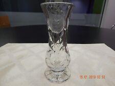 Bohemian/czech 2019 New Style Vintage Cut Glass Colored Glass Vase Beyer Bleikristall Vase