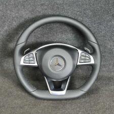 MERCEDES-BENZ CLS-CLASS C218 Multifunction Steering Wheel 2015