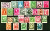New Foundland  -. Lotto da 28  Francobolli (Stamps) - perfetti