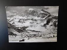 Val Badia Gadertal Südtirol Corvara Winterlandschaft AK ca. 60-/79-er Jahre