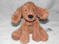 M&S BROWN DOG SOFT TOY PUPPY COMFORTER DOUDOU MARKS AND SPENCER