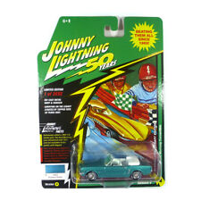Johnny Lightning JLCG020-A2 Ford MUSTANG Cabrio Turchese Metallico 1:64 Neu !°