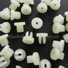 50 x Nylon Nut #10 Screw Grommet Clip Plastic Retainer For AMC For GM For Chevry