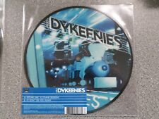 """THE DYKEENIES - STITCHES - 7"""" VINYL PICTURE DISC - NEW"""