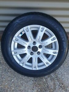 BA Fairmont Wheel and tyre #12 - Pick up from Arundel