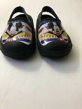 Mikey Mouse Toddler Size 5/6 Water Shoes