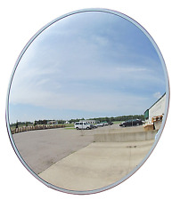 "New! Se-Kure 26"" Outdoor Convex Mirror, Viewing Distance: 26 ft, Dcvo-26T-Pb"