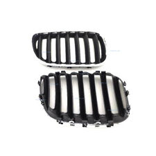 Pair For BMW X5 E53 2003-2007 New Front Radiator Kidney Grille-Left & Right