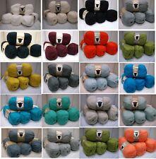 Double Knitting Wool DK Acrylic Yarn 100g Soft Knit Crochet by Happy Sheep