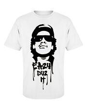 SHIRT NWA EAZY E  EAZY DUZ IT HIP HOP T-SHIRT SMALL, MEDIUM,LARGE & XL